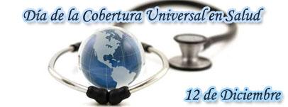 Día de la Cobertura Universal en Salud