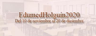 Edumed Holguín 2020