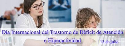 Día Internacional del Trastorno de Déficit de Atención e Hiperactividad