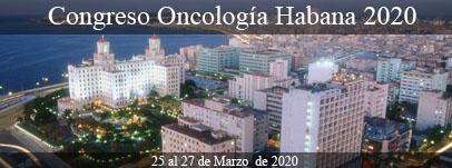Congreso Oncología Habana 2020
